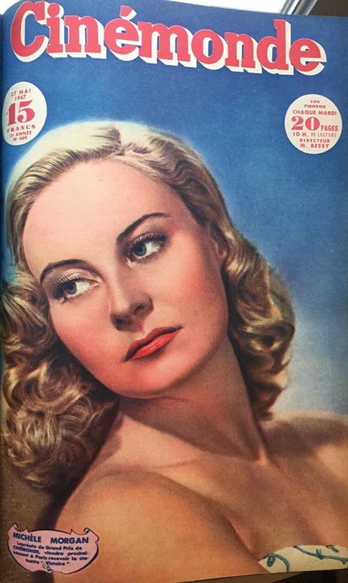 Cinémonde 27 mai 1947