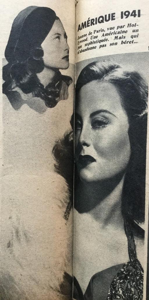 Cinémonde du 28 février 1949