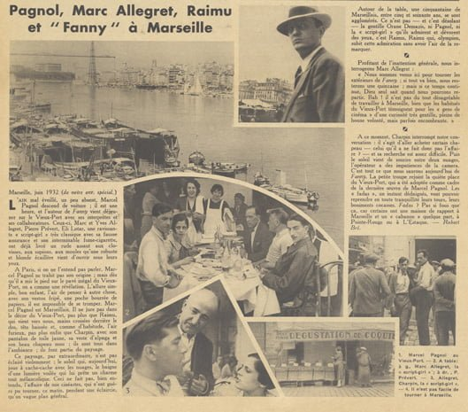 Pour Vous du 30 juin 1932