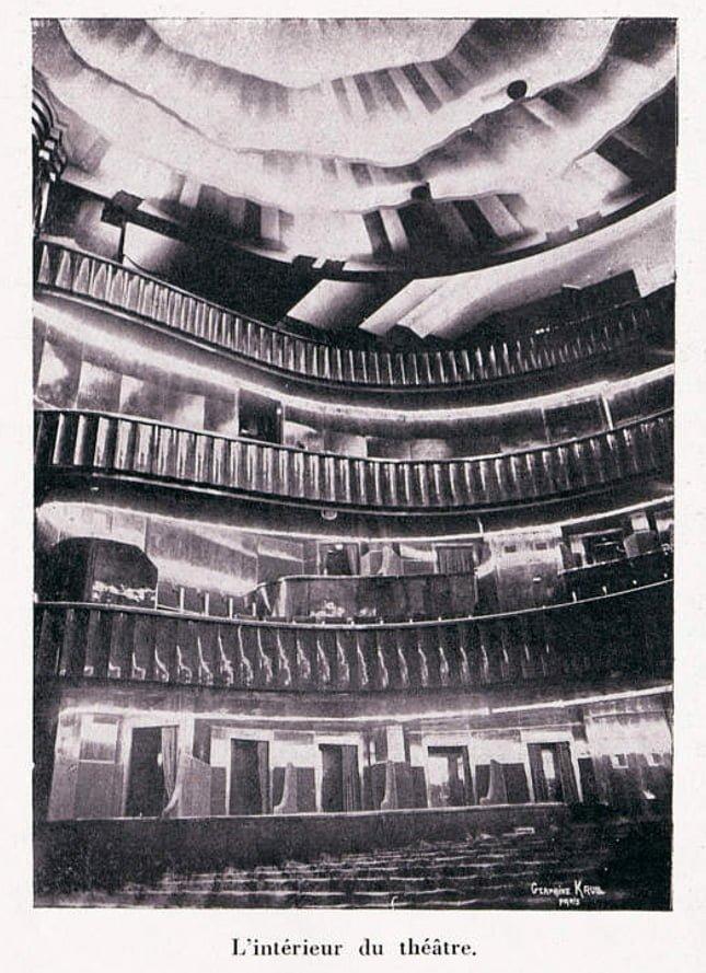 Cinéma de Novembre 1929
