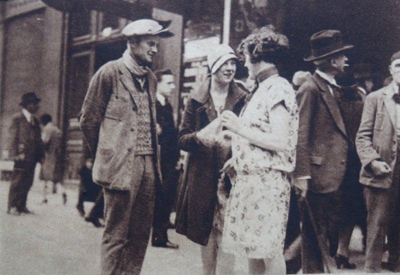Cinémonde du 29 août 1929