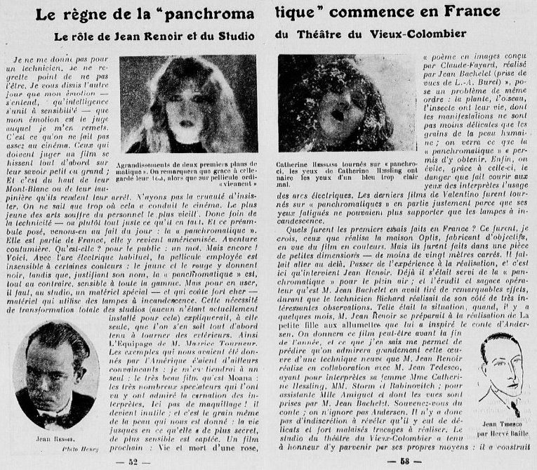 La Semaine à Paris du 28 octobre 1927