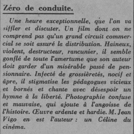 Marianne du 19 avril 1933