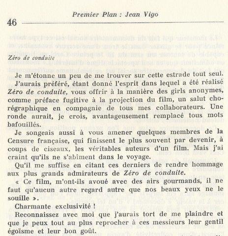 Premier Plan n°19 (Novembre 1961)