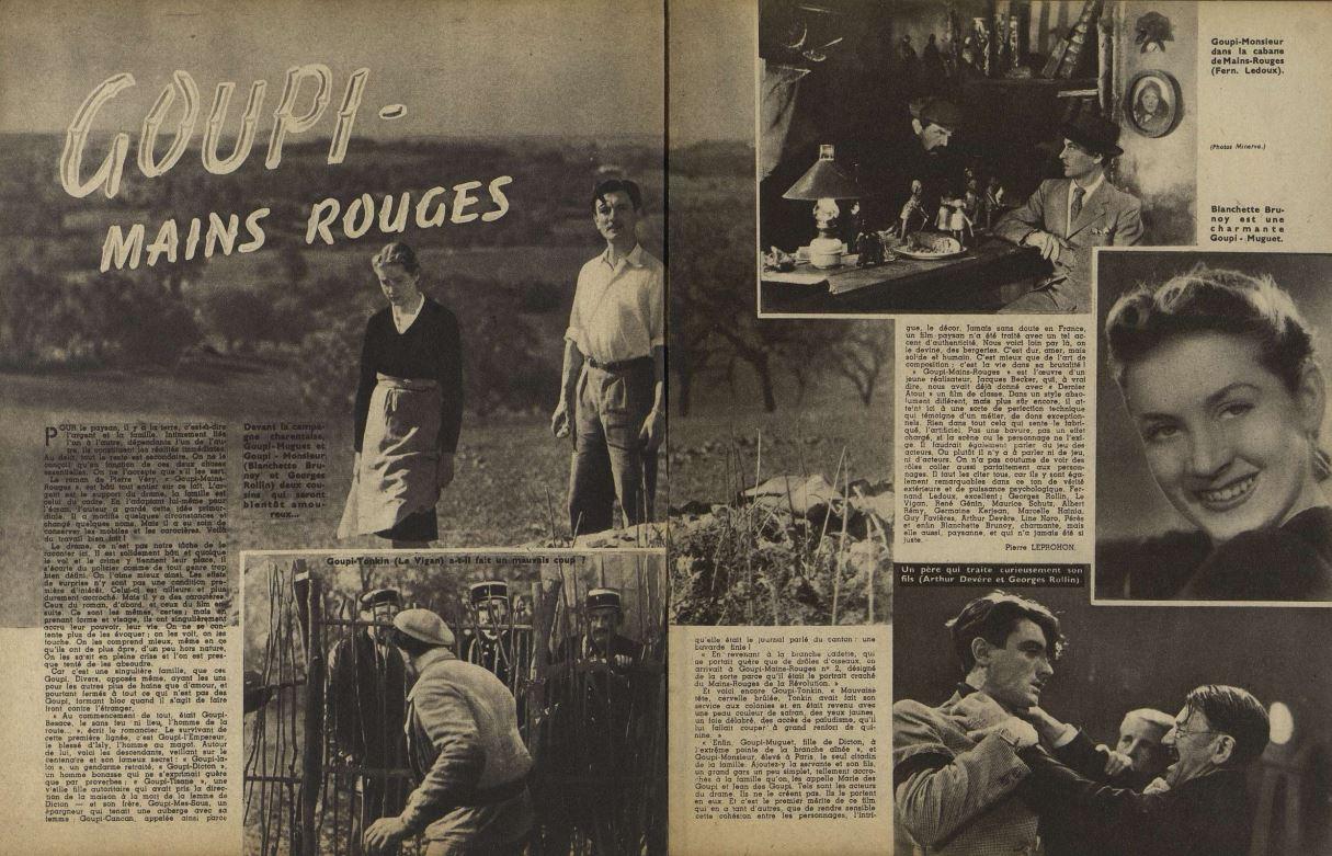 Ciné-Mondial du 16 Avril 1943