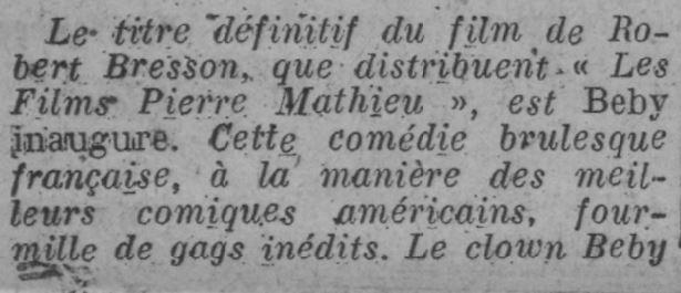 Comoedia du 17 septembre 1935
