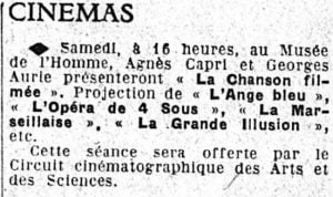 Le Figaro du 08 mars 1940