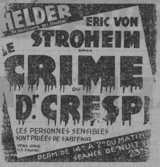 Paris-Soir du 19 mars 1937