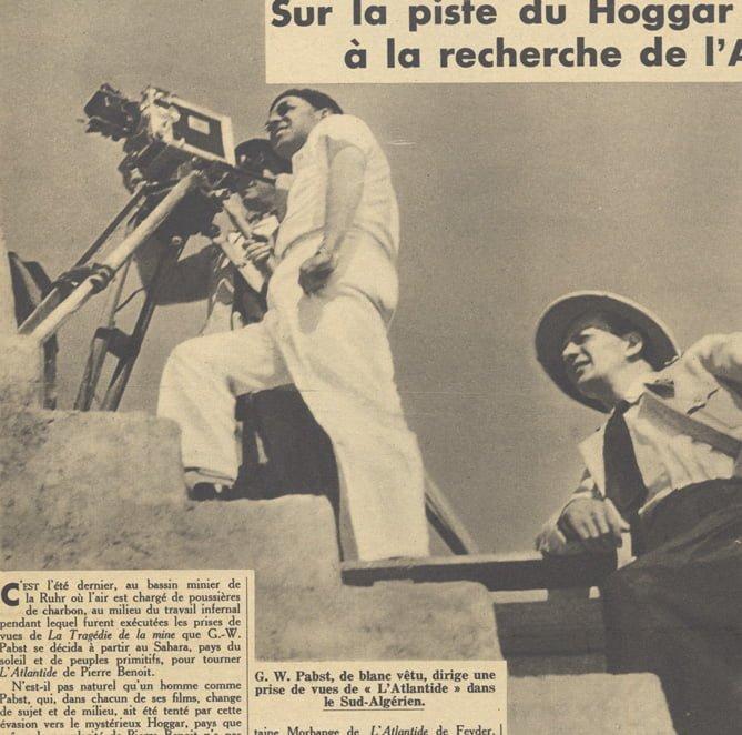 Pour Vous du 12 mai 1932