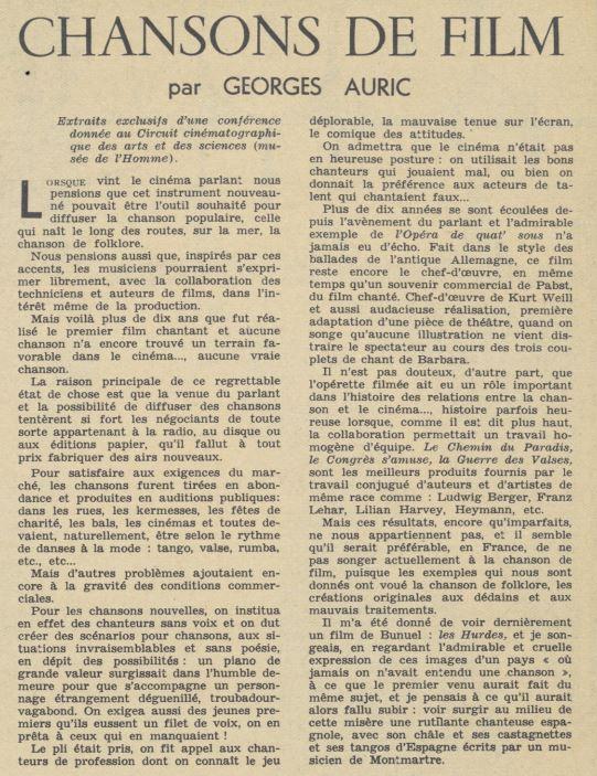 Pour Vous du 6 avril 1940