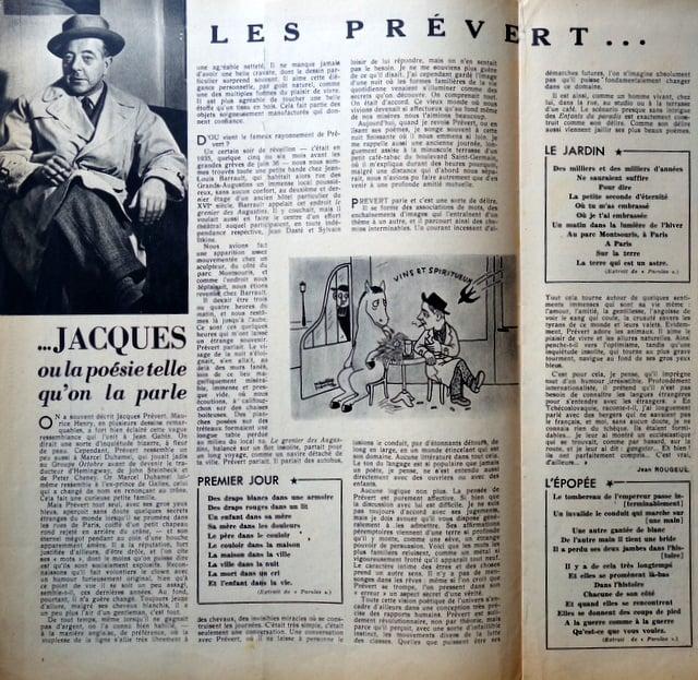 L'Ecran Français du 25 septembre 1946