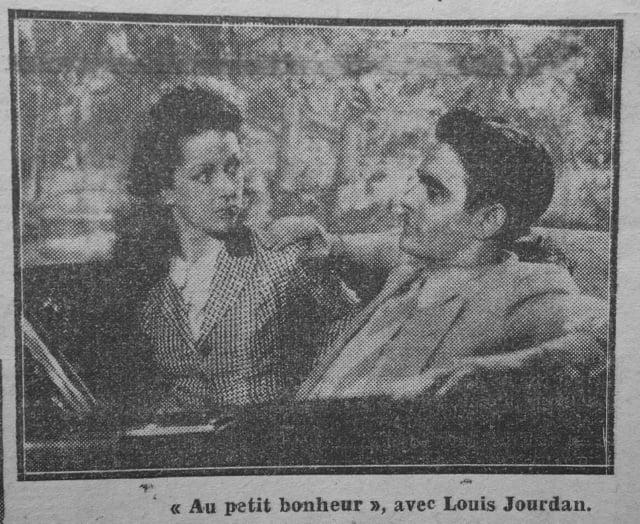 L'Ecran Français du 21 Décembre 1948