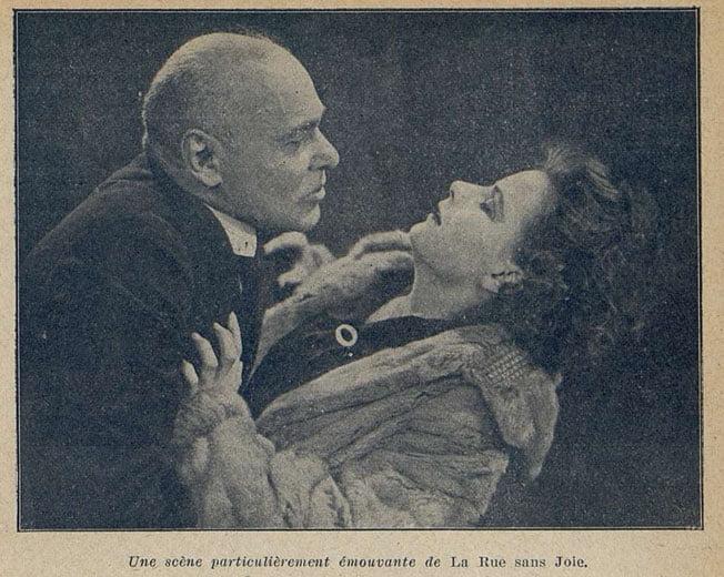 Cinémagazine du 23 octobre 1925