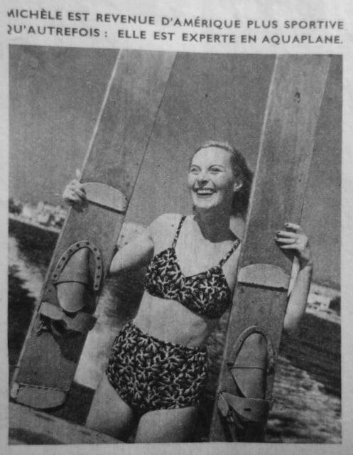 Cinévie daté du 11 octobre 1946