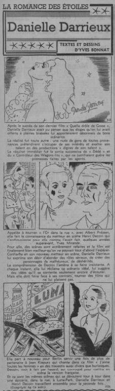 Ce Soir du 3 mai 1937