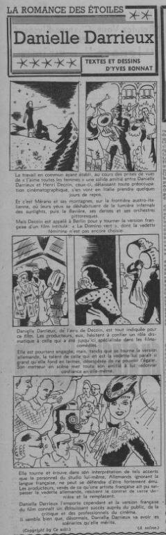 Ce Soir du 4 mai 1937