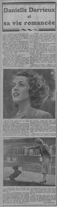 Ce Soir du 26 avril 1937