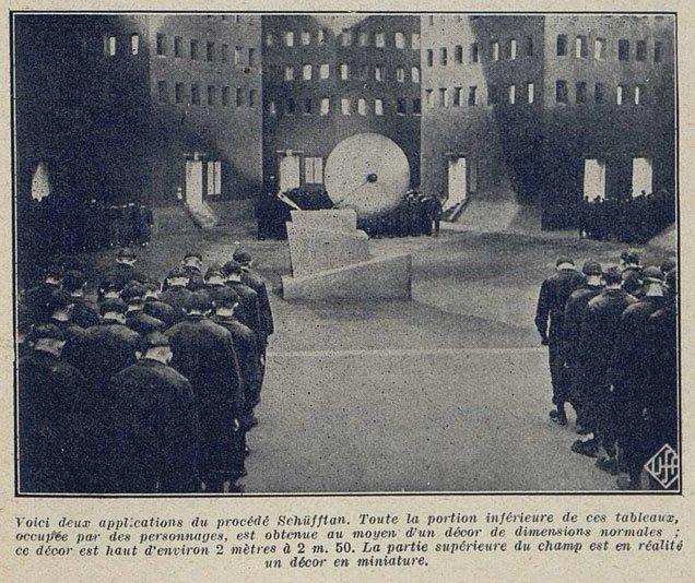 Cinémagazine du 10 février 1928
