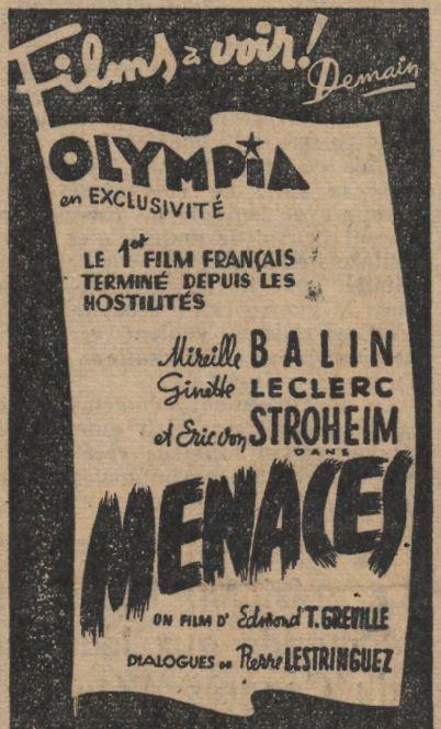 Le Journal du 13 janvier 1940