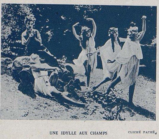 Cinémagazine du 4 mars 1921