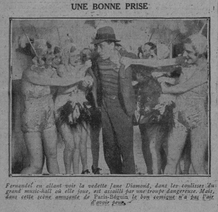 Comoedia du 05 juillet 1931