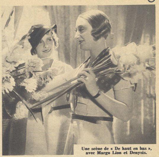 Pour Vous du 5 octobre 1933