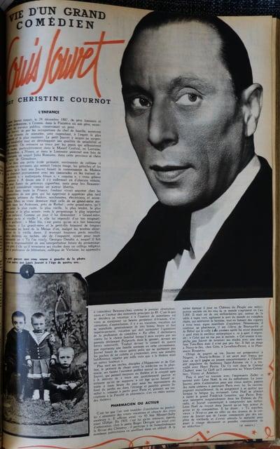Cinémonde du 24 septembre 1946