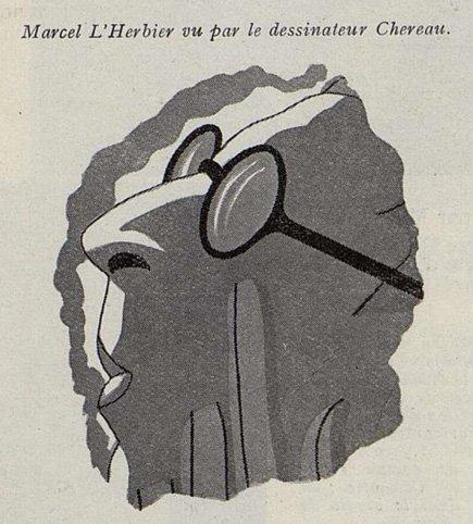 Cinémagazine d'octobre 1933