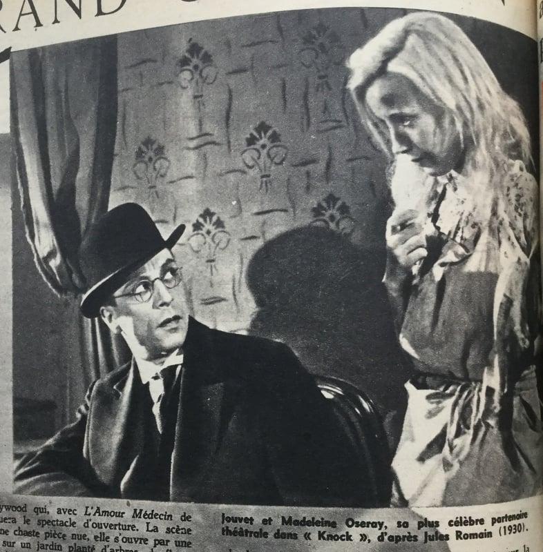 Cinémonde du 15 octobre 1946