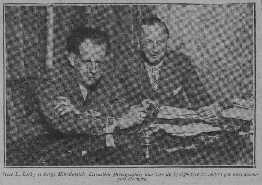 Comoedia du 27 avril 1930
