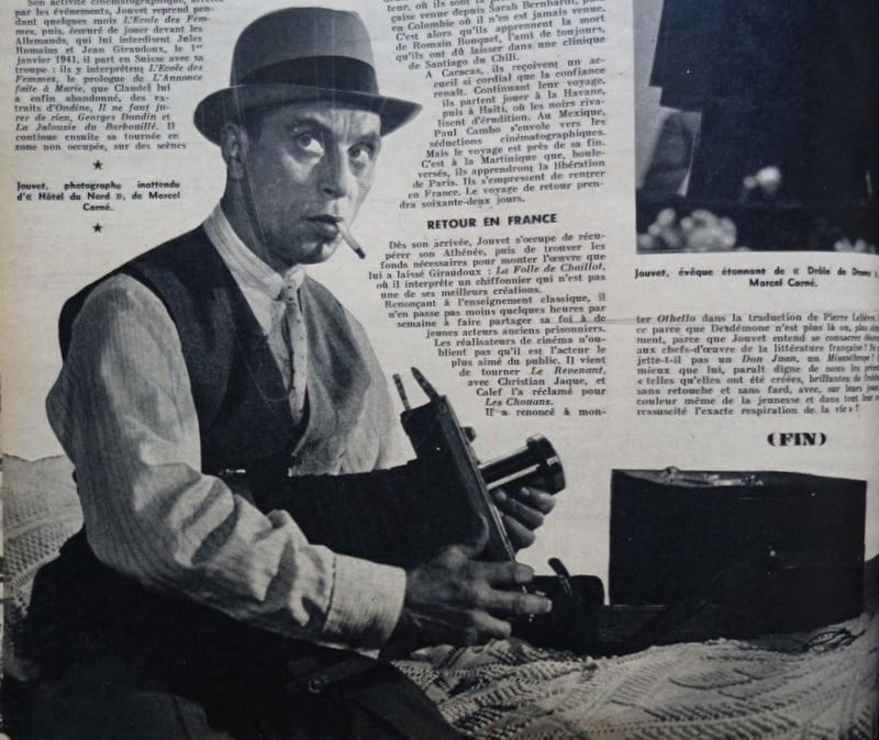 Cinémonde du 5 novembre 1946