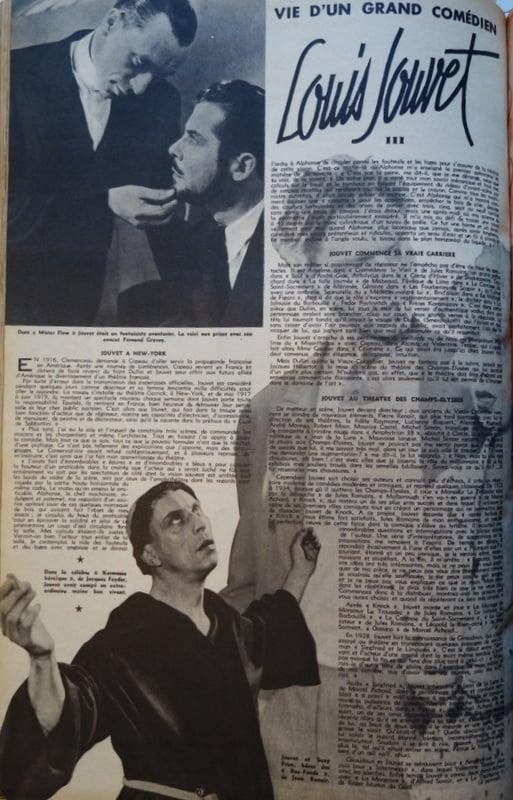 Cinémonde du 22 octobre 1946