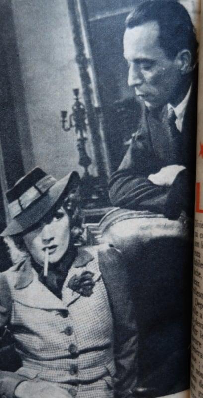 Cinémonde du 29 octobre 1946