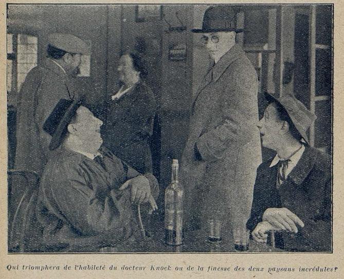 Cinémagazine du 25 décembre 1926
