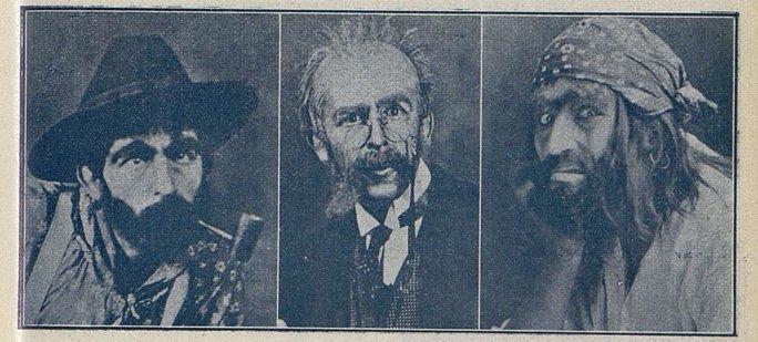 Cinémagazine du 29 décembre 1922