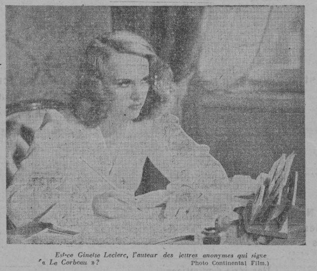 Le Journal du 14 octobre 1943