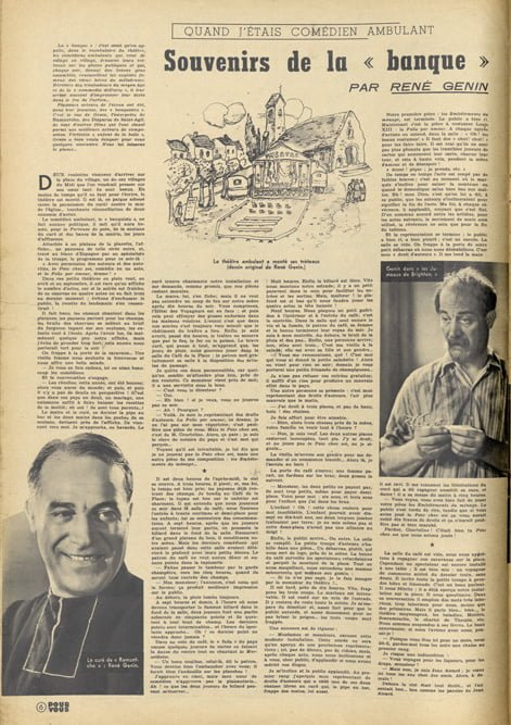 Pour Vous du 27 avril 1938
