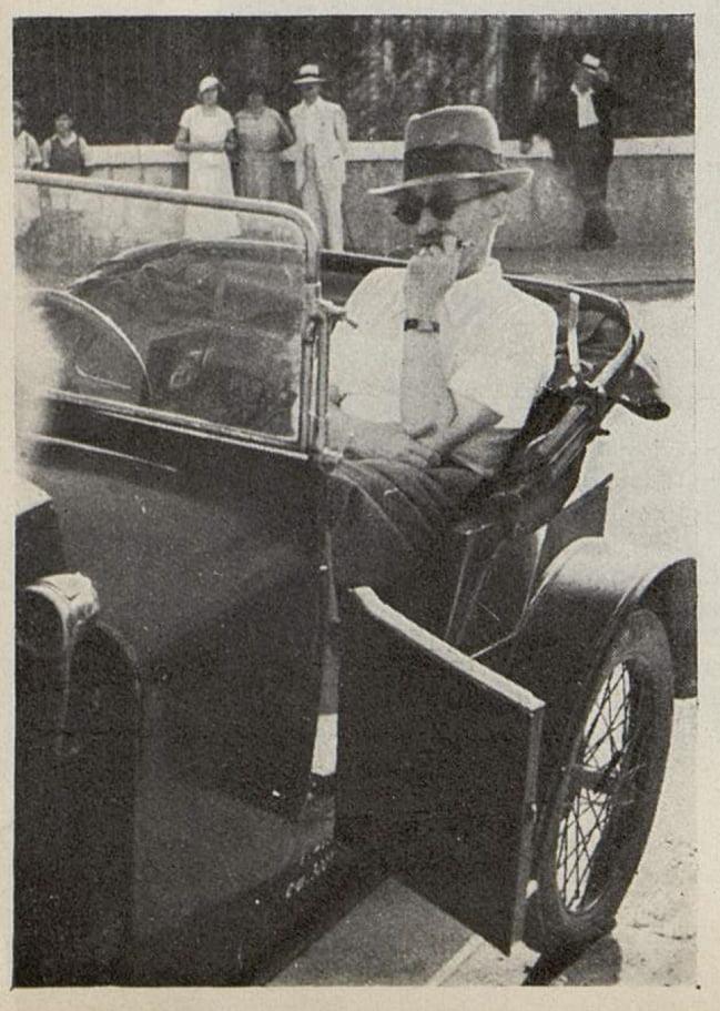 Cinémagazine de décembre 1933