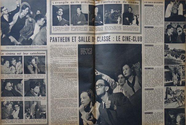 Cinévie du 6 février 1946