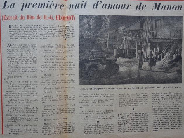 L'Ecran français du 1 mars 1949