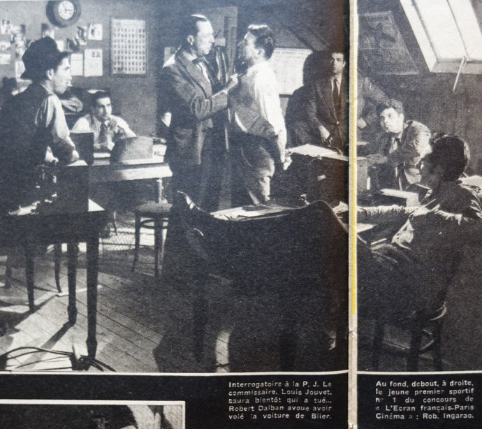 L'Ecran Français du 5 octobre 1947