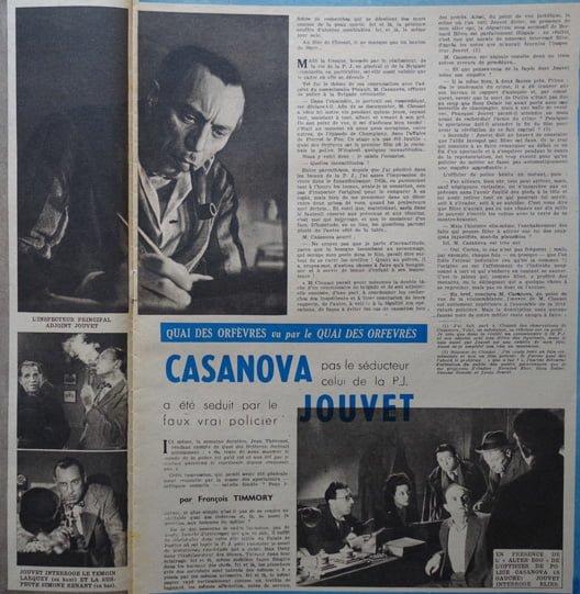L'Ecran Français du 14 octobre 1947