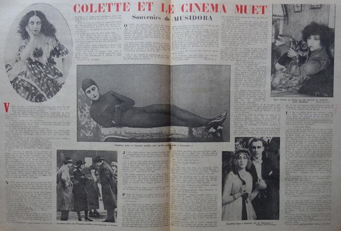 L'Ecran Français du 13 Fevrier 1950