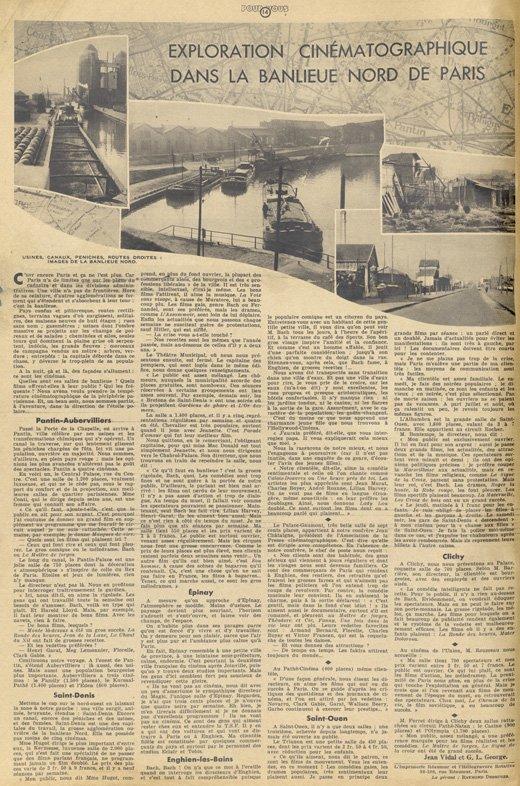 paru dans Pour Vous du 5 avril 1934