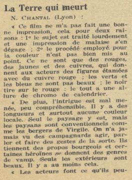 paru le 2 Juillet 1936