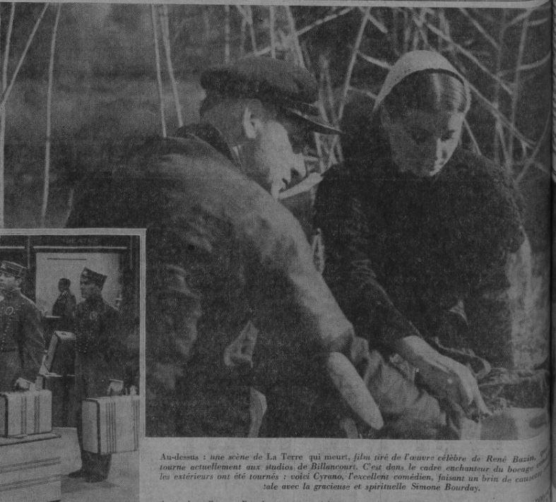 paru dans Comoedia du 28 novembre 1935