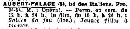 La Semaine à Paris du 05 juillet 1935