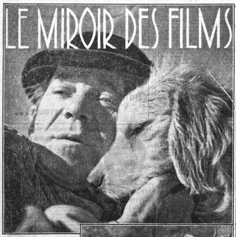Pierre Larquey dans Le Petit Parisien du 25 avril 1936
