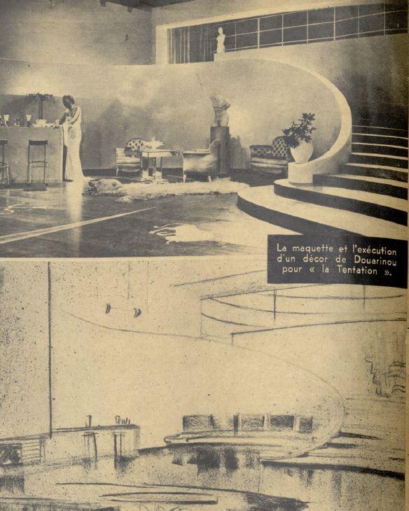 paru dans Pour Vous du 05 janvier 1938