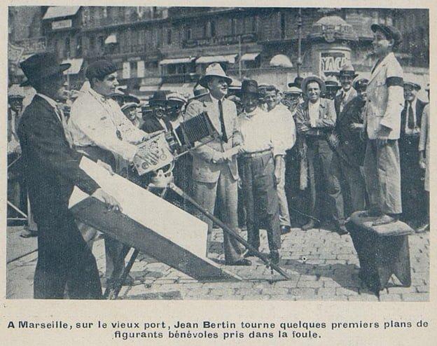 Cinémagazine du 23 août 1929